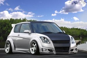 Suzuki Swift by SEREEE