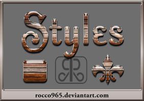 Styles 580 by Rocco 965 by Rocco965