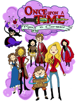 Once Upon an Adventure Time! by tonksiford