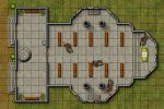 Tactical Map - Church of Sehanine by DLIMedia