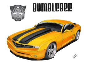 Bumblebee by festy90