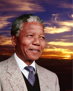 Mandela by Garveate