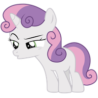 Sweetie Belle by boem777