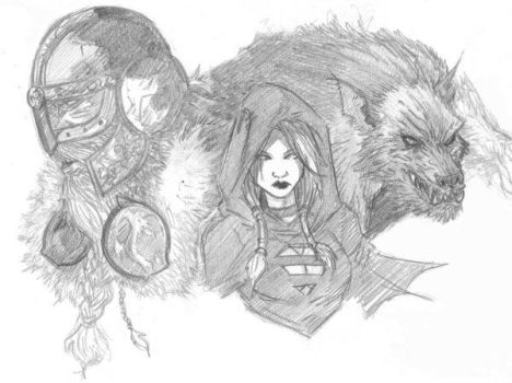 By Anthony Harris by Wolves-of-Odin-Fans