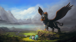 Lands Beyond Limits by AssasinMonkey