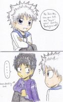 Killua's Question by Izzati10