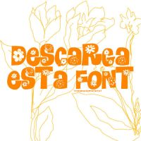 nueva font by totallyamazing