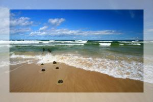 Baltic Sea - Poland by EZRoller001