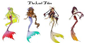 The Last Tides's Killer Mermaids design by Charming-Manatee