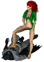 Poison Ivy Dominates (1 of 3) by virtualsoles