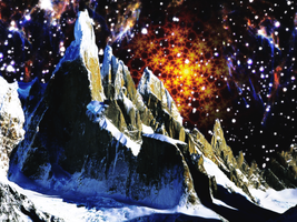 Space Mountains by Unknown-T