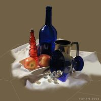 digital stilllife by Yohan-2014