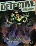 Detective Stories issue 6 by LilithTE