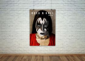 Rock N Roll Motherf*cker!!! by Sith4Brains