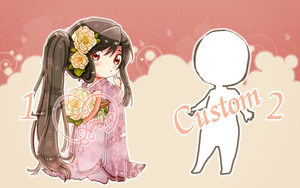 Adoptable Auction 3 .:CLOSED:. by GYRHS