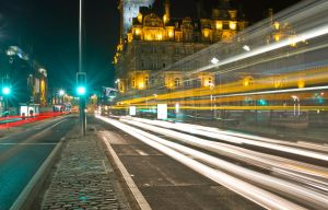 Princess Street, Edinburgh by BusterBrownBB