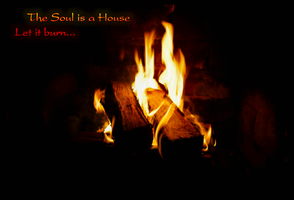 tHE sOUL iS a hOUSE... by Mirrormere
