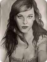 ''Princess of Rivendell'' - Arwen ( Liv Tyler) by AmandaBloom