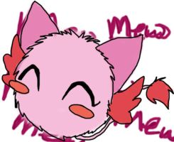 Mini Mew [Join.Me Request] CynderByHeart! by Emmoline