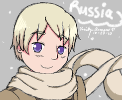 Russia by PokreatiaForms