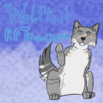 {OSAC} | Wolftail RP tracker | by Wolf-mask
