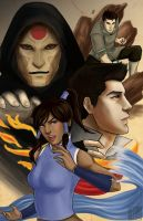 Legend of Korra by Tobiassilverstreak