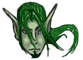 smap elf head by Anonyminty