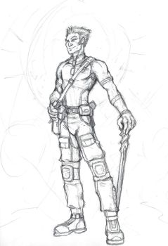 Magic Show Character Modifications WIP1 by FredHooper