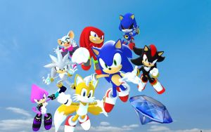 Sonic Rivals! 2!!! by Nibroc-Rock