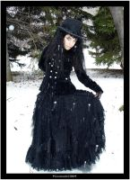 Witch of Winter Forest 2 by LaGlesine