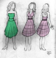 Formal dresses by mayo-naise
