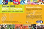 SummerHoliday Programme Advert by anaestasians