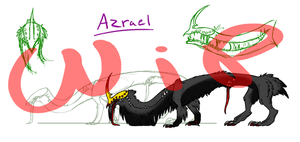 Azael wip by Jeep-The-Dragon