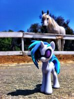 Shapeways DJ Pon3 by SDC2012