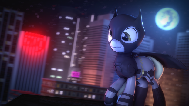 Batmare [Preview] by GizSH