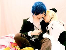 Vocaloid: My Prince and I by Kaallisi