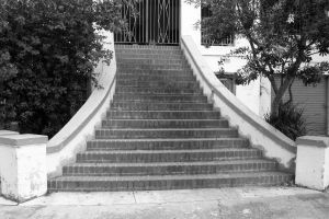 Steps by serp-stock