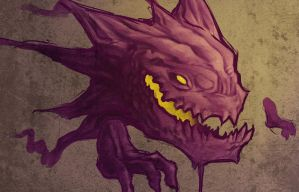 Haunter by UnnamedPro