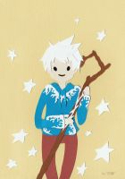 Paper Jack Frost by Shiro-Rin