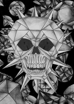 Realm Of The Crystal Skull by Dark-Drone