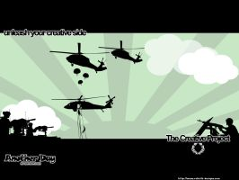 Creative Project Wallpaper 2 by Concept-X
