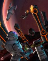 Spires by Rob-Caswell