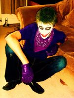 The Joker - In Your Home by JJ-Squiz