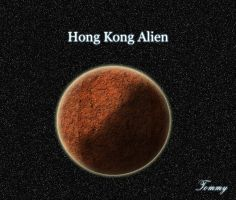 The Hong Kong Alien Home by tommyswf