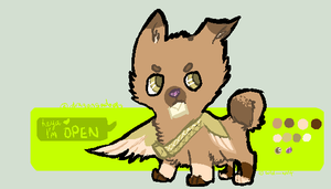 scarfwing | messenger | point auction | open | by zepIyn