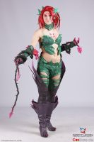 Zyra at the midlane (Northcon 2013) by MowkyCosplay