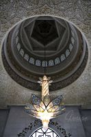 Zayed mosque interiors 2 by amirajuli