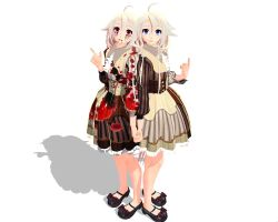 IA Lolita Twins DL by sujufreak