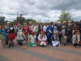 Hetalia Gathering Part 2 by InsaneUndertaker