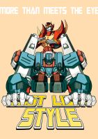 LOST LIGHT RODDY STYLE! by Sapphisces